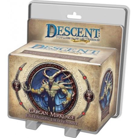 Descent : Gargan Mirklace Lieutenant