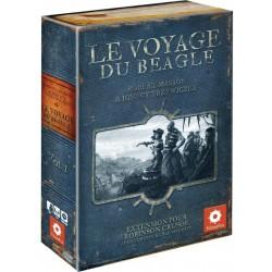 Robinson Crusoé : Le voyage du Beagle