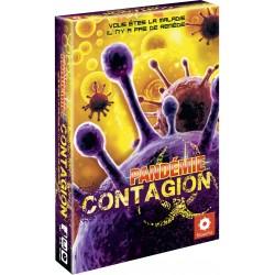 Pandémie : Contagion