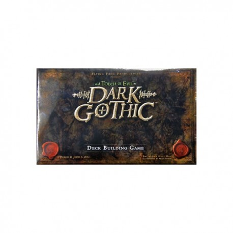 A Touch of Evil : Dark Gothic