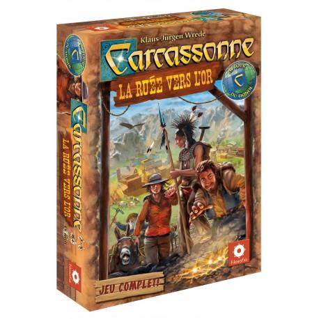 Carcassonne : La ruée vers l'or