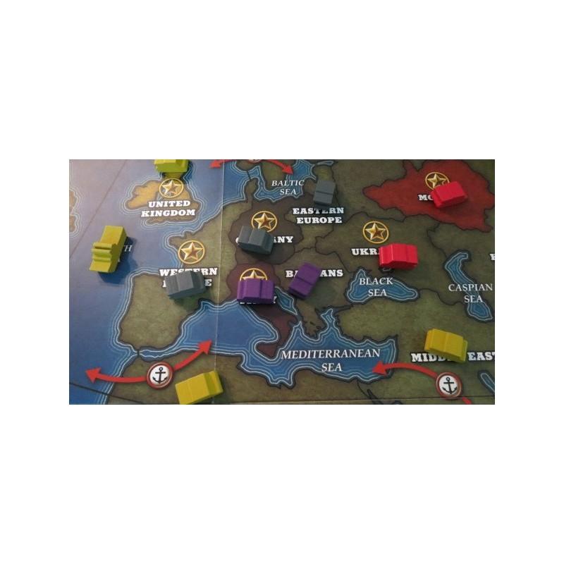Acheter Quartermaster General - Griggling Games - Boutique ...