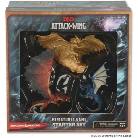 Dungeons & Dragons: Attack Wing – Starter Set