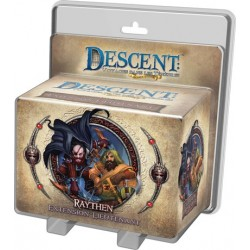 Lieutenant Descent : Raythen