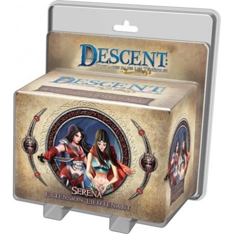 Lieutenant Descent : Serena