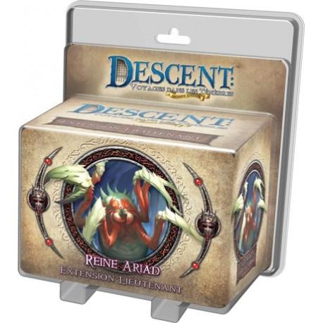 Lieutenant Descent : Reine Ariad