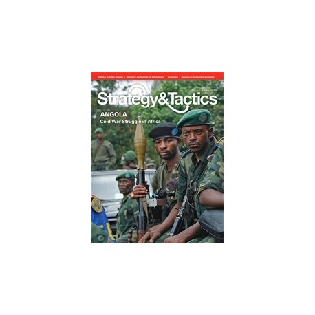 Strategy & Tactics 290 : Angola