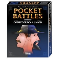 Pocket Battles : Confederacy vs. Union