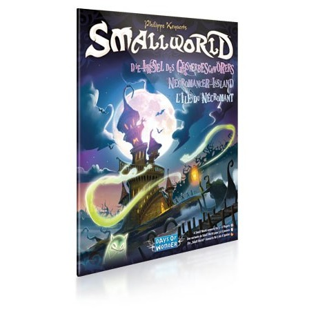 Small World : Necromancer Island