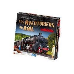 Les Aventuriers du Rail : édition Marklin