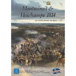 Montmirail et Vauchamps 1814
