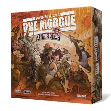 Zombicide Saison 3 Rue Morgue