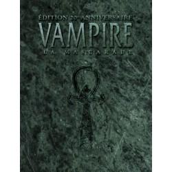 Vampire la Mascarade - édition 20e anniversaire