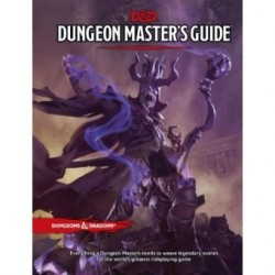 Dungeons and Dragons 5 - Dungeon Master's Guide