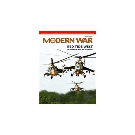 Modern War n°15 : Red Tide West