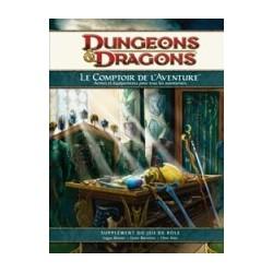 D&D 4 : le comptoir de l'aventure