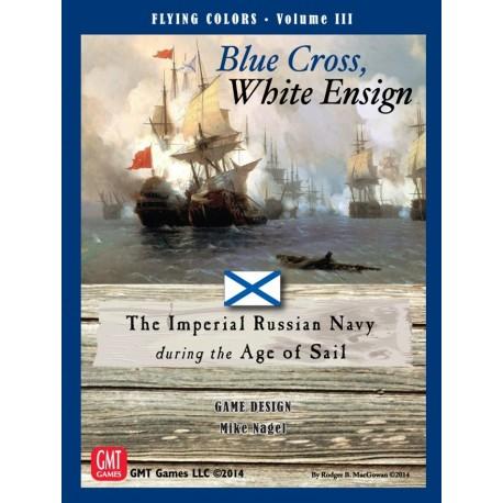 Blue Cross White Ensign