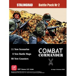 Combat Commander Stalingrad Battle pack n2