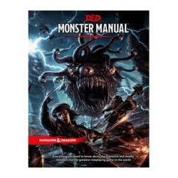 Dungeons and Dragons 5 - Monster Manual