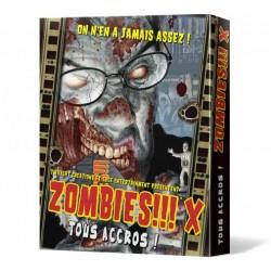 Zombies !!! X Tous Accros !