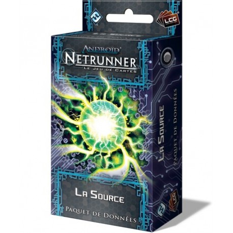 Android Netrunner : La Source