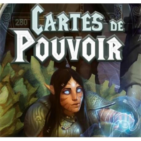 Shaan Cartes Pouvoir
