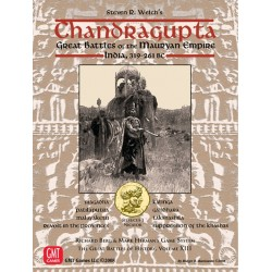 Chandragupta : great battles of the Mauryan Empire