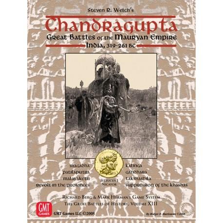 Chandragupta : great battles of the Mauryan Empire
