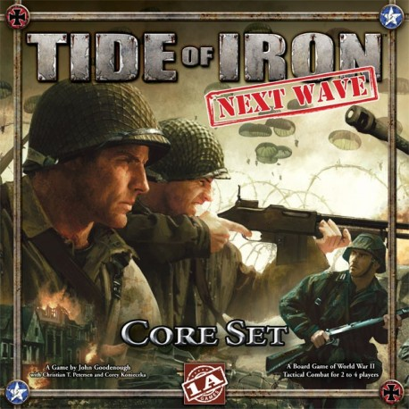 Tide of Iron Next Wave