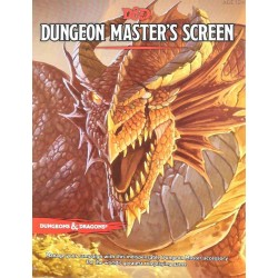 Dungeons and Dragons 5 - Deluxe DM Screen