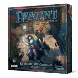 Descent : Le Manoir aux Corbeaux