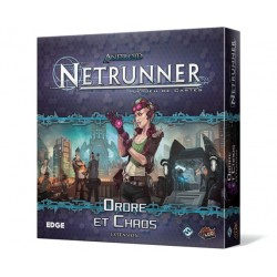 Android Netrunner - Ordre et Chaos