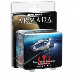 Star Wars Armada - Rebel Fighter Squadrons Expansion Pack