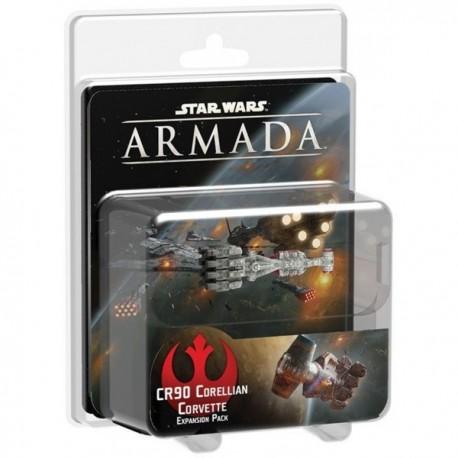 Star Wars Armada - CR90 Corellian Corvette Expansion Pack