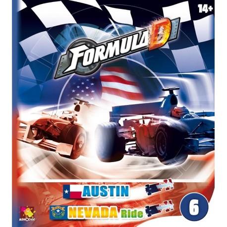 Formula D : Austin/Nevada