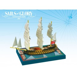 Sails of Glory - HMS Zealous 1785