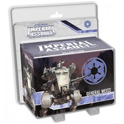 Star Wars Imperial Assault : General Weiss