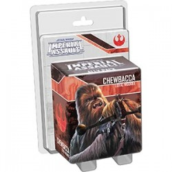 Star Wars Imperial Assault : Chewbacca Ally Pack