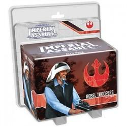 Star Wars Imperial Assault : Rebel Troopers