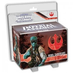Star Wars Imperial Assault : Rebel Saboteurs
