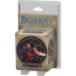 Descent : Zacharet, Lieutenant