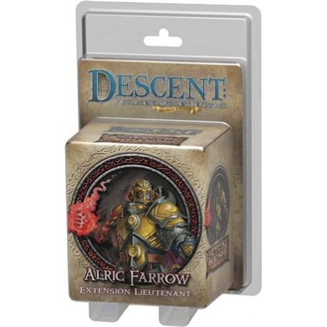 Descent : Alric Farrow, Lieutenant