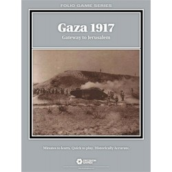 Folio Series - Gaza 1917 : Gateway to Jerusalem