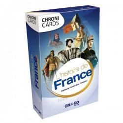 Chronicards Histoire de France