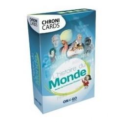 Chronicards Histoire du Monde