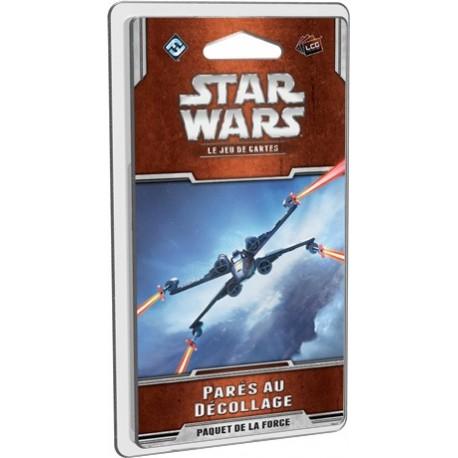 Parés au décollage - Star Wars JCE