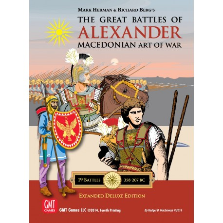 Great Battles of Alexander: Expanded Deluxe Edition