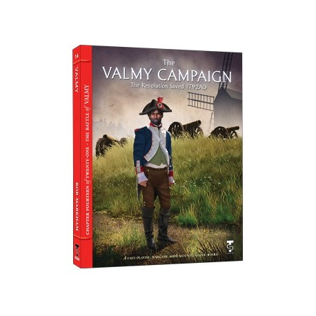 The Valmy Campaign - The Revolution saved 1792 AD
