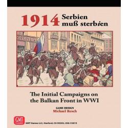 1914 Serbien muß sterbien