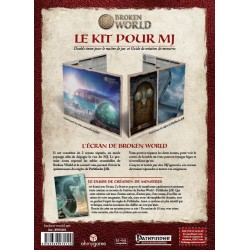 Broken World - Le Kit pour MJ
